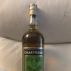 Coleccionismo de vinos y licores: CHARTREUSE VERDE - TARRAGONA. Lote 178869727