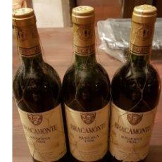 Coleccionismo de vinos y licores: LOTE 6 BOTELLAS VINO TINTO RIBERA DEL DUERO Y TORO. Lote 178879576