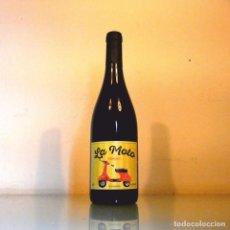 Coleccionismo de vinos y licores: LA MOTO - VINTAGE - VINO TINTO - RED WINE. Lote 178959643
