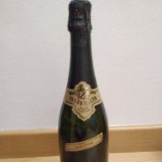 Coleccionismo de vinos y licores: LIQUIDACIÓN 3 DÍAS - ANTIGUA BOTELLA CAVA BRUT NATURE PARÉS BALTÀ. Lote 179038785