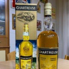 Coleccionismo de vinos y licores: BOTELLA CHARTREUSE. Lote 179246803