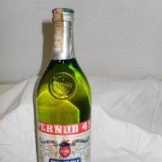 Coleccionismo de vinos y licores: BOTELLA PERNOD 45 LIQUEUR D'ANIS.BARCELONA. Lote 180474555