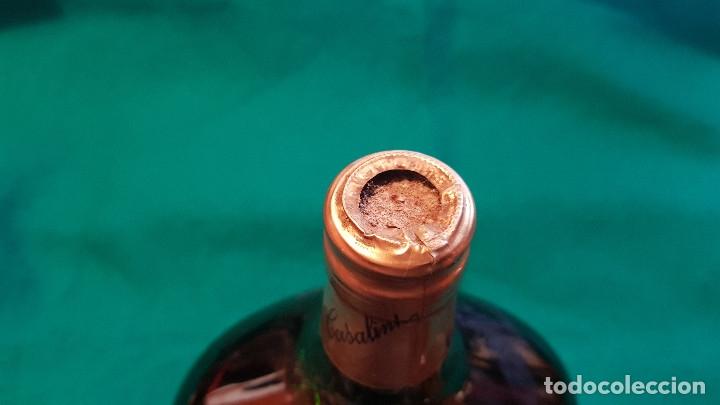 Coleccionismo de vinos y licores: VINO CASALINHO ROSADO 750 ML. REGION DE BEIRAS PORTUGAL (SIN ABRIR) WINE ROSE - Foto 8 - 181396121