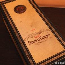 Coleccionismo de vinos y licores: BOTELLA DE CAVA GRAN JUVE CAMPS 1992 NUMERADA 3218. Lote 181624742