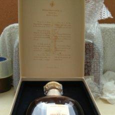 Coleccionismo de vinos y licores: BOTELLA BRANDY REY FERNANDO DE CASTILLA, SELECTO, SOLERA GRAN RESERVA.. Lote 181776645