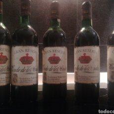 Coleccionismo de vinos y licores: CONDE DE LOS ANDES PATERMINA. Lote 182037958