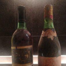 Coleccionismo de vinos y licores: 2 BOTELLAS CRIANZA. Lote 182042100