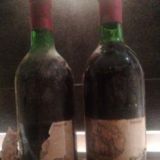 Coleccionismo de vinos y licores: CASTILLO DE OLITE 1976. Lote 182042380