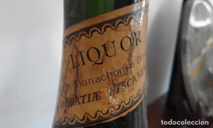 Coleccionismo de vinos y licores: botella benedictine - Foto 4 - 182486455