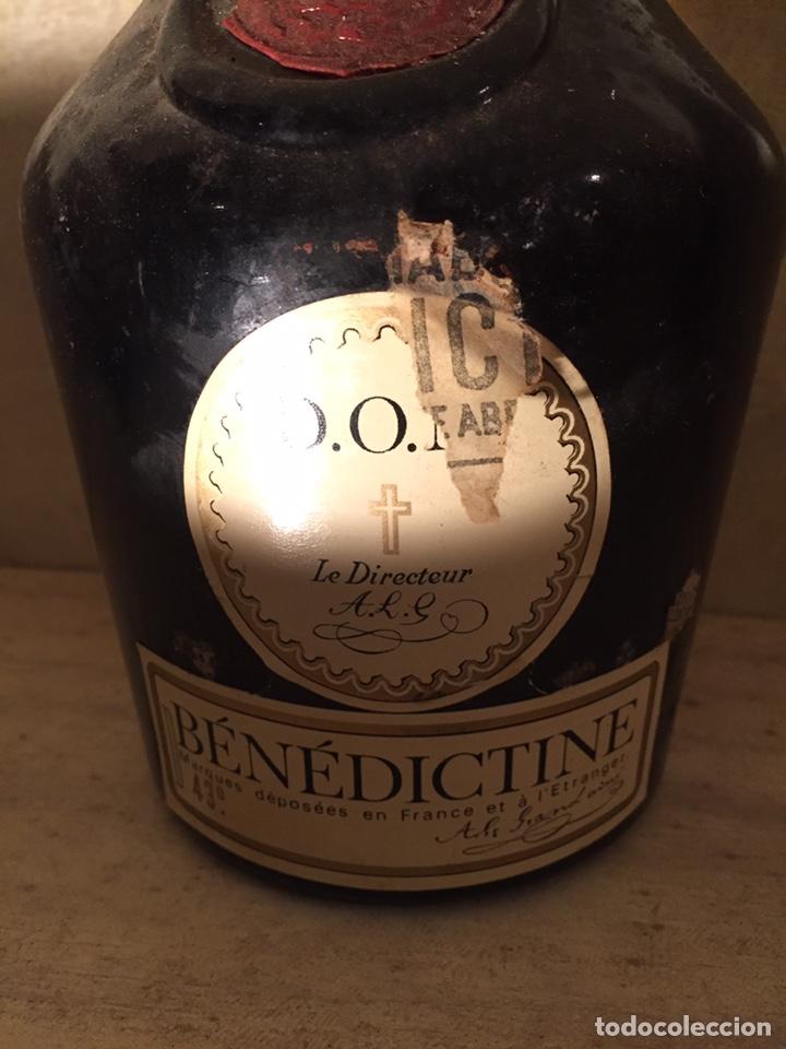 BENEDICTINE (Coleccionismo - Botellas y Bebidas - Vinos, Licores y Aguardientes)