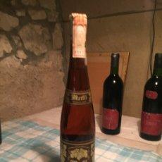 Coleccionismo de vinos y licores: ANTIGUA BOTELLA DE VINO TINTO MARCA MARFIL ALELLA AÑOS 1988. Lote 183025390