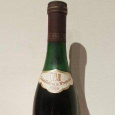 Coleccionismo de vinos y licores: GRAN CORONAS, TORRES, RESERVA DE 1986, VILAFRANCA DEL PENEDES, SIEMPRE EN BODEGA, EN HORIZONTAL. . Lote 184147967