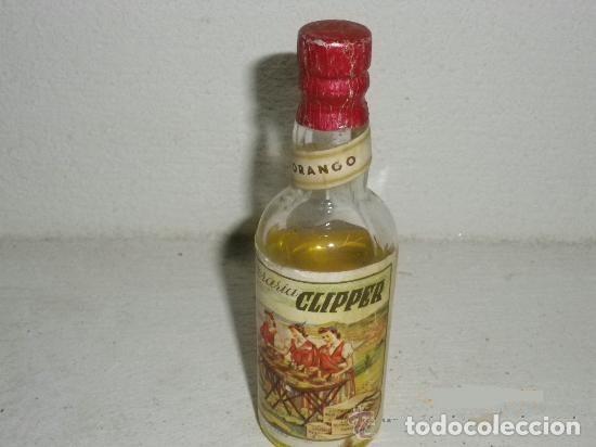 ANTIGUO BOTELLÍN LICORARIA CLIPPER - FUNCHAL (Coleccionismo - Botellas y Bebidas - Vinos, Licores y Aguardientes)