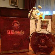 Coleccionismo de vinos y licores: BRANDY MILENARIO SOLERA GRAN RESERVA DE LUIS CABALLERO. Lote 185972828