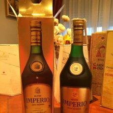 Coleccionismo de vinos y licores: BRANDY IMPERIO GRAN RESERVA DE TERRY. Lote 185973023