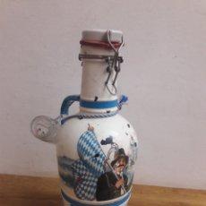 Coleccionismo de vinos y licores: BOTELLA ALEMANA. Lote 185998383