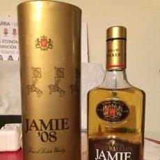 Coleccionismo de vinos y licores: WHISKY JAMIE'08 43%. Lote 187097266