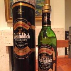 Coleccionismo de vinos y licores: WHISKY GLENFIDDICH SPECIAL RESERVE 12 AÑOS. Lote 187197012