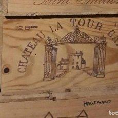 Coleccionismo de vinos y licores: VINO CHATEAU LATOUR CARNET, MÉDOC BORDEAUX,1985.. Lote 187221382