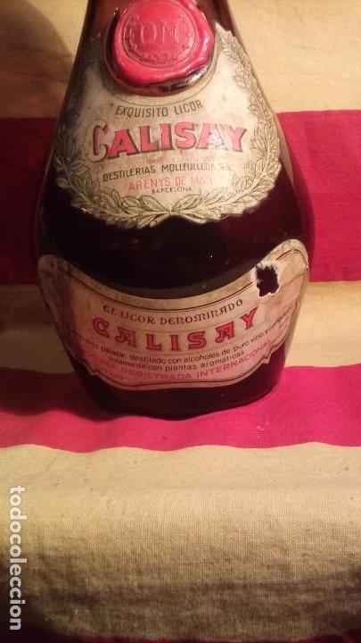 CALISAY - FERROQUINA - MOLLFULLEDA S.A. (Coleccionismo - Botellas y Bebidas - Vinos, Licores y Aguardientes)