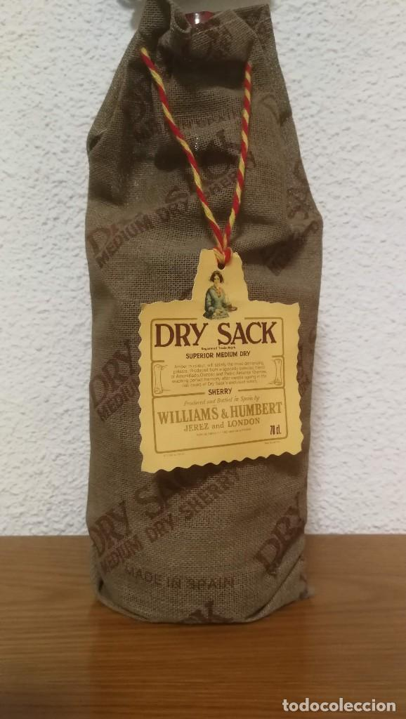 Antigua Botella Dry Sack Sherry Williams Humbe Buy Collecting Wines Liqueurs And Spirits At Todocoleccion 189421647