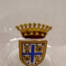 Coleccionismo de vinos y licores: COPA OSBORNE DE COLECCIÓN - DOS ANTIGUAS COPAS DE CRISTAL 2. Lote 189445045
