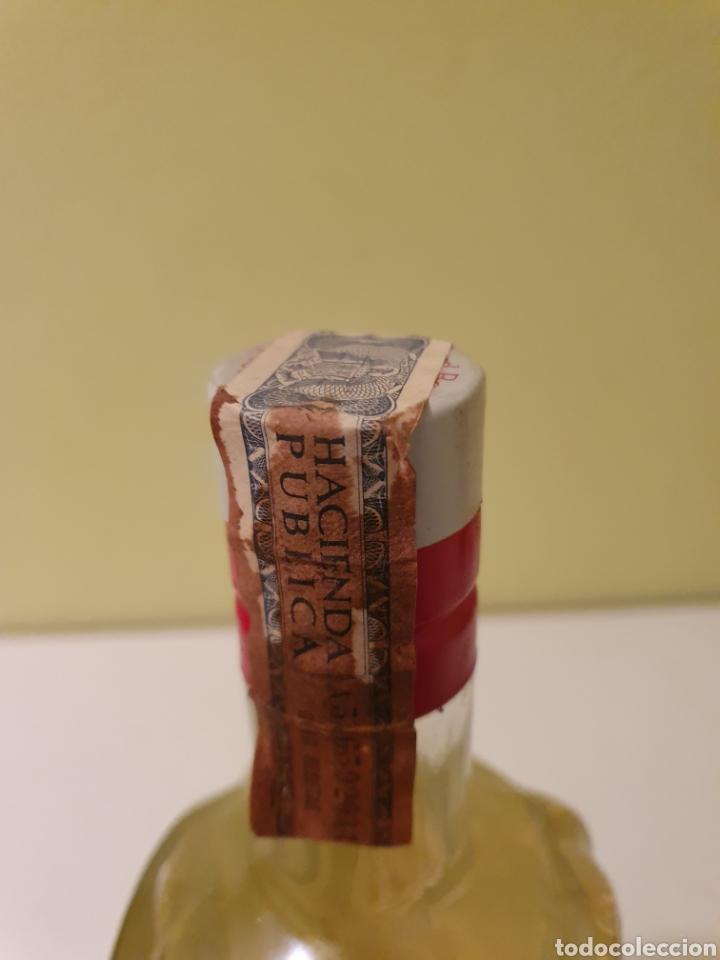 Coleccionismo de vinos y licores: BOTELLA ANIS DULCE DE UN LITRO HIDALGO DE CHINCHÓN MARIE BRIZARD - Foto 3 - 189636113