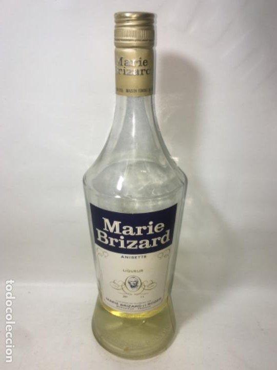 BOTELLA DE ANÍS MARIE BRIZARD (Coleccionismo - Botellas y Bebidas - Vinos, Licores y Aguardientes)