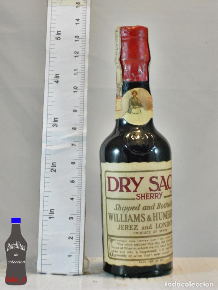 Botellita Botellin Dry Sack Sherry Williams H Buy Collecting Wines Liqueurs And Spirits At Todocoleccion 191452373