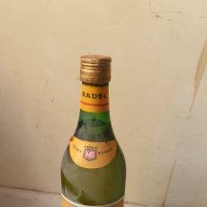 Coleccionismo de vinos y licores: BOTELLA DE BRANDY BADEL. Lote 191461793