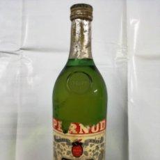 Coleccionismo de vinos y licores: BOTELLA PERNOD LIQUEUR D'ANIS.BARCELONA 43º LLENA SIN ABRIR. Lote 191482021
