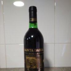 Coleccionismo de vinos y licores: BOTELLA DE VINO DE RIOJA. CRIANZA 93.. Lote 193412083