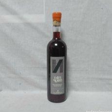 Coleccionismo de vinos y licores: EL NIETO DE ALBERTO, EDICIÓN LIMITADA, BODEGAS CORUÑA DEL CONDE. Lote 194217491