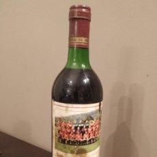 Coleccionismo de vinos y licores: BOTELLA SELECCIÓN ESPAÑOLA FUTBOL CAMPEONATO ESTADOS UNIDOS 1994 - RIOJA. Lote 194256933