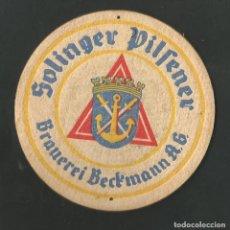 Coleccionismo de vinos y licores: POSAVASO SOLINGER VILFENER . Lote 194347943