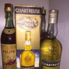 Coleccionismo de vinos y licores: CHARTREUSE. Lote 194403933