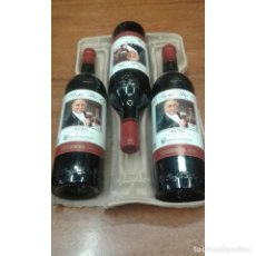 Coleccionismo de vinos y licores: LOTE 3 BOTELLAS RIOJA ALTA - RESERVA - 1991 - RIOJA. Lote 194538213