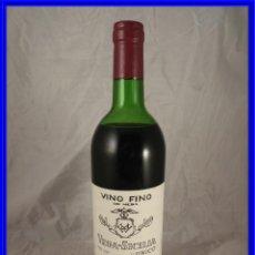 Coleccionismo de vinos y licores: BOTELLA DE VINO VEGA SICILIA UNICO COSECHA 1967. Lote 194581387