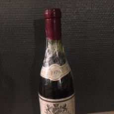 Coleccionismo de vinos y licores: BOURGOGNE, HAUTE COTE DE NUITS, VOSNE-ROMANÉE, BOURGUINONS FRENCH WINE, VIN FRANÇAIS. Lote 194642476