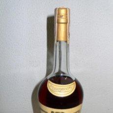 Coleccionismo de vinos y licores: ANTIGUA BOTELLA BRANDY FINE SALESON.. Lote 194714248