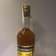 Coleccionismo de vinos y licores: CHARTREUSE AMARILLO. Lote 194732238