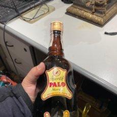Coleccionismo de vinos y licores: APERITIFF PALO MOREY MALLORCA - TIPICO MALLORQUIN SELLO 80 CENTS. Lote 194756666