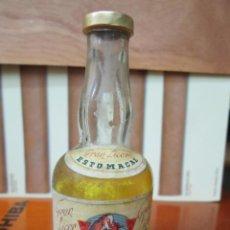 Coleccionismo de vinos y licores: ANTIGUO BOTELLIN, GRAN LICOR ESTOMACAL MONTAÑA. Lote 194878240