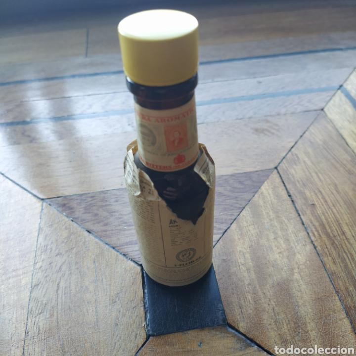 ANTIGUA BOTELLITA DE ANGOSTURA BOTELLÍN SIN ABRIR (Coleccionismo - Botellas y Bebidas - Vinos, Licores y Aguardientes)