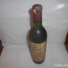 Coleccionismo de vinos y licores: VEGA SICILIA 1961. Lote 194968118