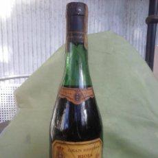 Coleccionismo de vinos y licores: BOTELLA VINO CAMPO VIEJO GRAN RESERVA COSECHA 1964. Lote 194977717