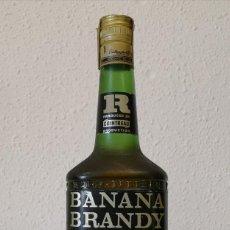 Coleccionismo de vinos y licores: BOTELLA BANANA BRANDY. Lote 195060367