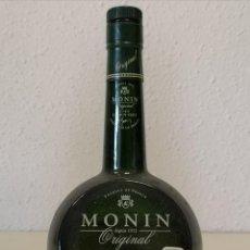 Coleccionismo de vinos y licores: BOTELLA MONIN. Lote 195060551