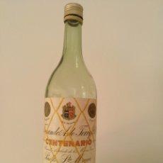 Coleccionismo de vinos y licores: BOTELLA VACÍA DE TERRY CENTENARIO. Lote 195072843