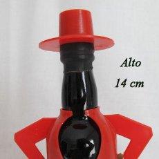 Coleccionismo de vinos y licores: BOTELLIN TIO PEPE CON ROPA Y GUITARRA Nº 1. Lote 195102653